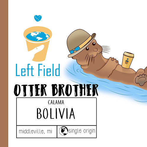 Otter Brother