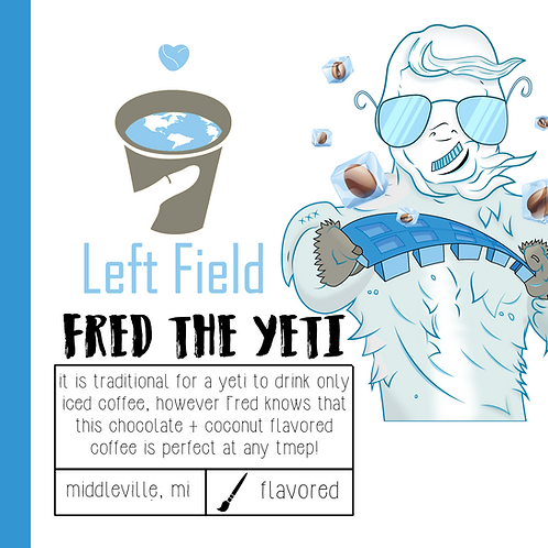 Fred the Yeti