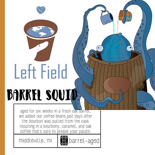 Barrel Squid