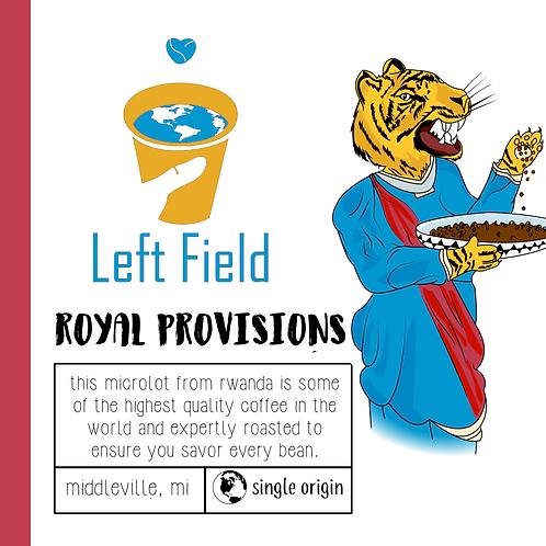 Royal Provisions
