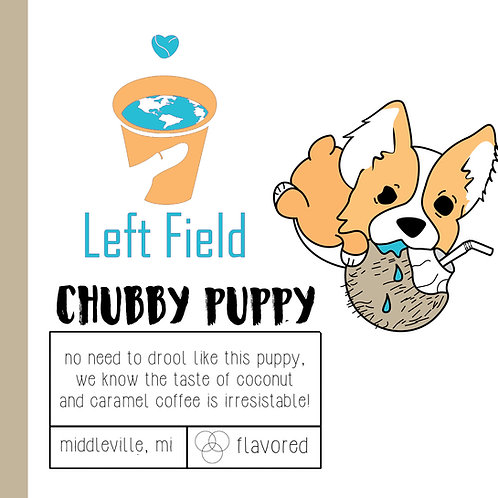 Chubby Puppy: Caramel Coconut