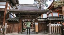 Jak jsem se dostal mezi buddhistické mnichy