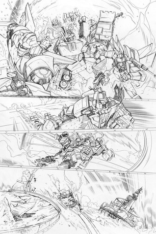 Transformers: Windblade #3 - page 13