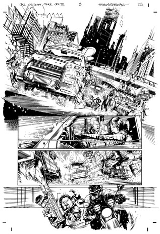 COD:BOIII #2 - page 01