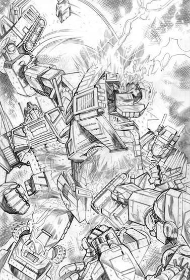 Transformers: Windblade #3 - page 17