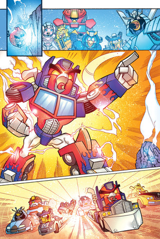 Angry Birds Transformers #2 - page 07