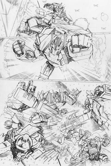 Transformers: Windblade #3 - page 15