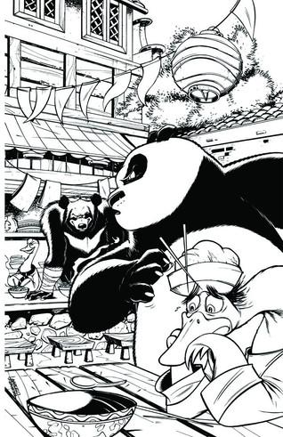 Kung Fu Panda Vol.02 #2 - cover
