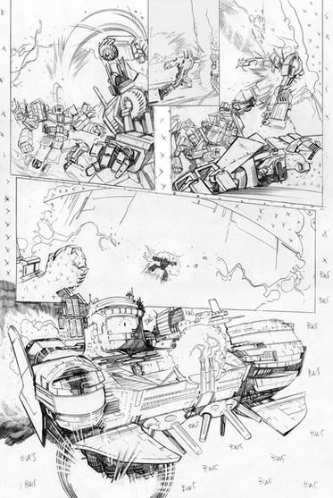 Transformers: Windblade #3 - page 14