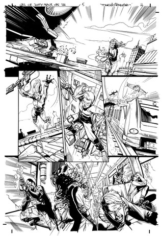 COD:BOIII #5 - page 11