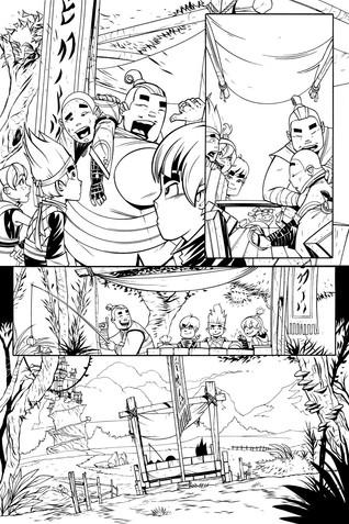 Fruit Ninja #5 - page 02