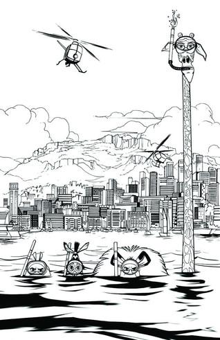 Madagascar 3 prequel - page 28