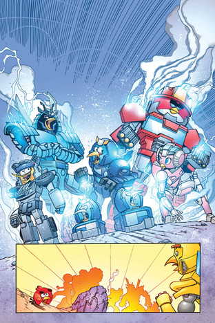 Angry Birds Transformers #2 - page 06