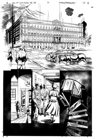 COD:BOIII #6 - page 01