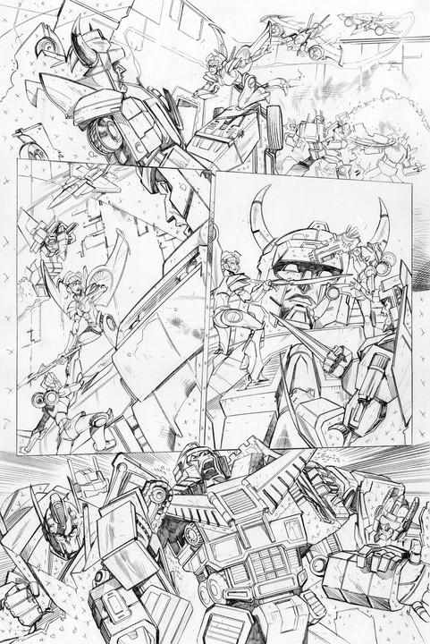 Transformers: Windblade #3 - page 16