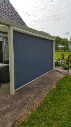 veranda-screen 540 cm breed