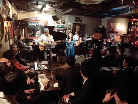 Mikiko Sato Jazz Vocal Live