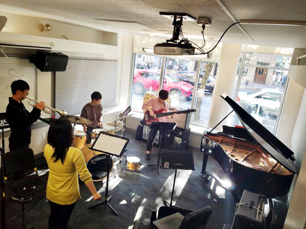 Mikiko's World (Rehearsal)
