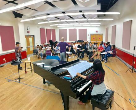Ayumi Ueda's 100 voices 1 heart