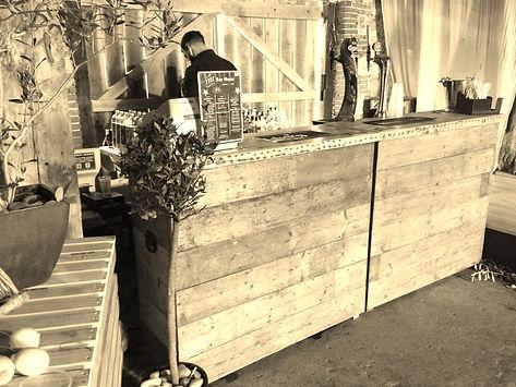 Mobile Bar Hire Venue