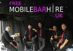 Bartenders Free Bar Hire