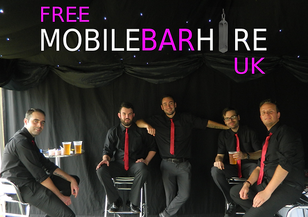 Free Mobile Bar Hire Weymouth