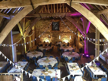 Tichfield The Great Barn Bar Hire