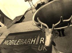 Rustic Bar Hire Hampshire