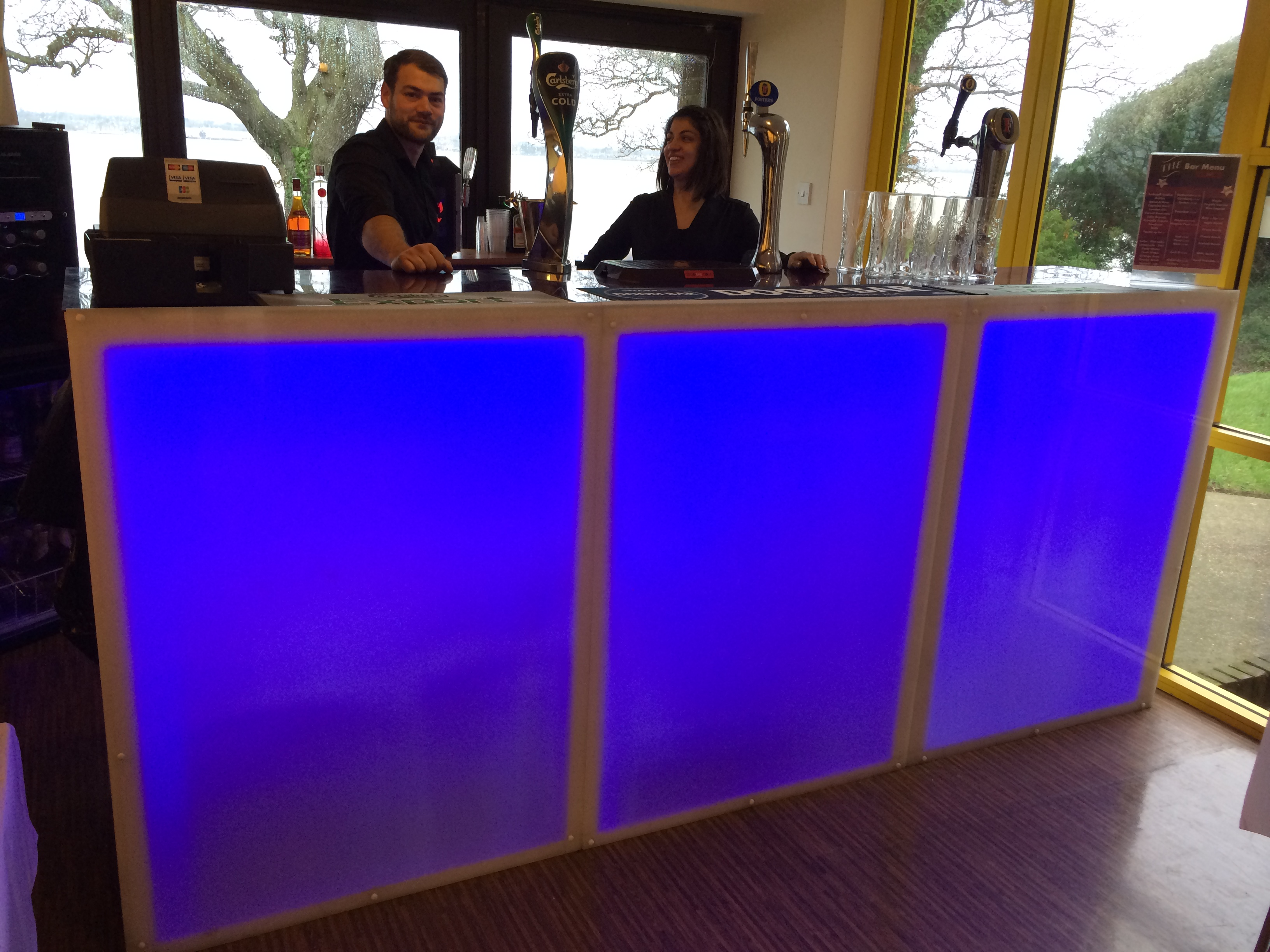 Mobile Bar Hire Southampton