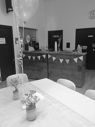 Corfe Mullen Village Hall - Free Mobile Bar