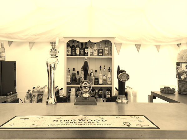 Mobile Bar Hire Dorchester