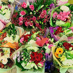 These bouquets are going to have some co