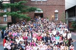 東京平和教会 20周年