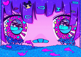 EYES OF A DREAMER POSTER