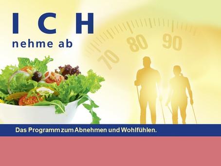 Neuer Abnehm-Kurs startet am 16. März 2020!