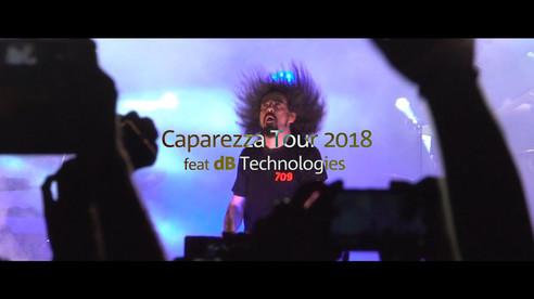Caparezza Tour 2018 feat dB Technologies