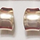 Thumbnail: וינטג' עגילים מכסף סטרלינג 925 בסיגנון ג'יפסי מקסיקו
