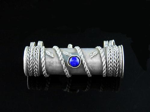 Vintage Pendant Amulet talisman box opens Sterling Silver 925  aaronjewelryart.com