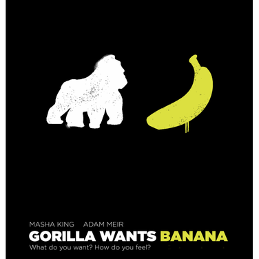 Gorilla Wants Banana