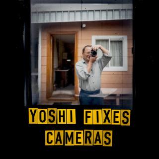Yoshi Fixes Cameras