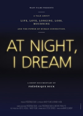 At Night, I dream
