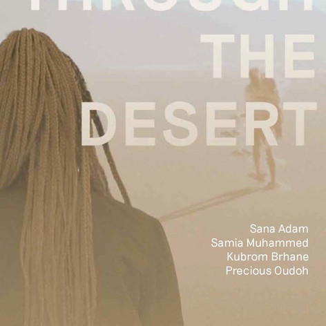 Through the Desert (15', Germany/Israel, 2018)