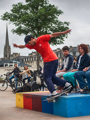 Skate Urbanism: Creating The City Of The Future | Best Producer