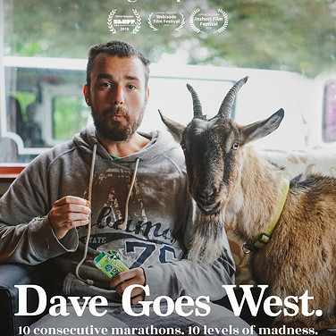 "Dave Goes West (UK, 19'57"")"