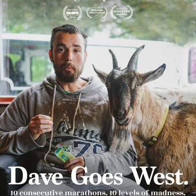 "Dave Goes West (UK, 19'57"")"