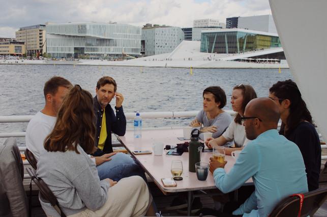 OSFF'19 Filmmaker Roundtable