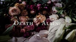 Death of Albine