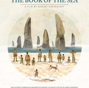 The Book of the Sea (Russian Federation, dir. Aleksei Vakhrushev, 1h25')