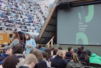 Oslo Short Film Festival @SALT