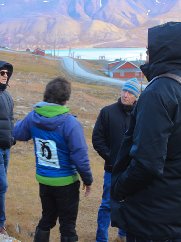 Longyearbyen guided tour